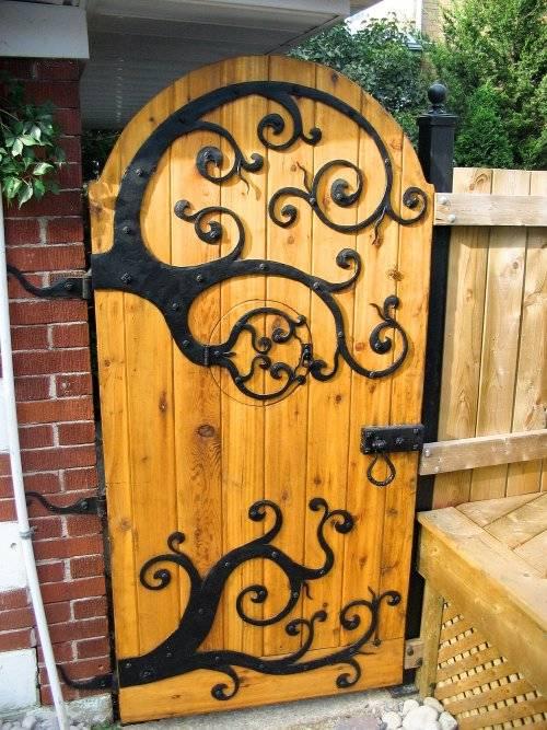 Whimsical Wooden Gates Joy Studio Design Gallery Best
