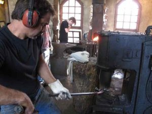 Advanced blacksmithing