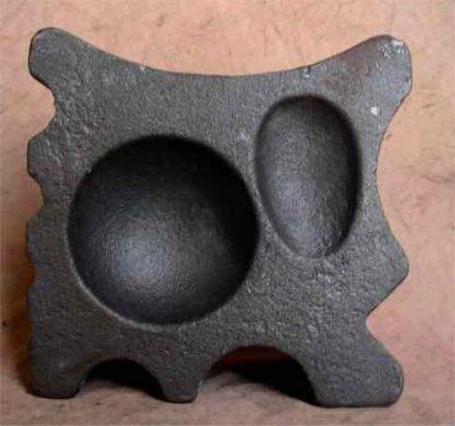 20 lb Square Small Swage Block