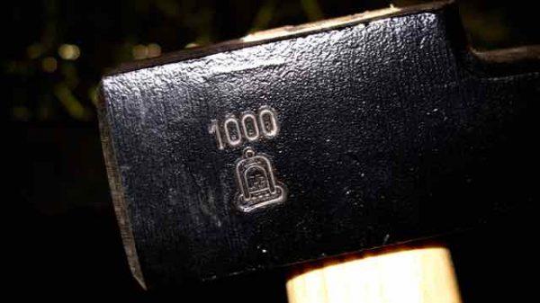 1000g french hammer