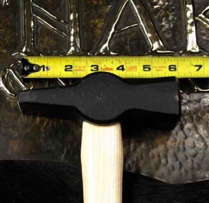 Swedish Pattern Cross Pein Hammer - Head Weight - 3lb 3 oz (1500 grams)