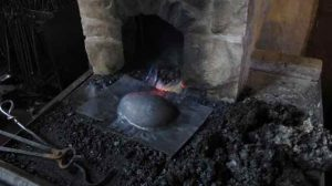 Mask in Fire