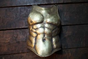 Greek breastplate