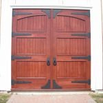 Castle Style stable Doors