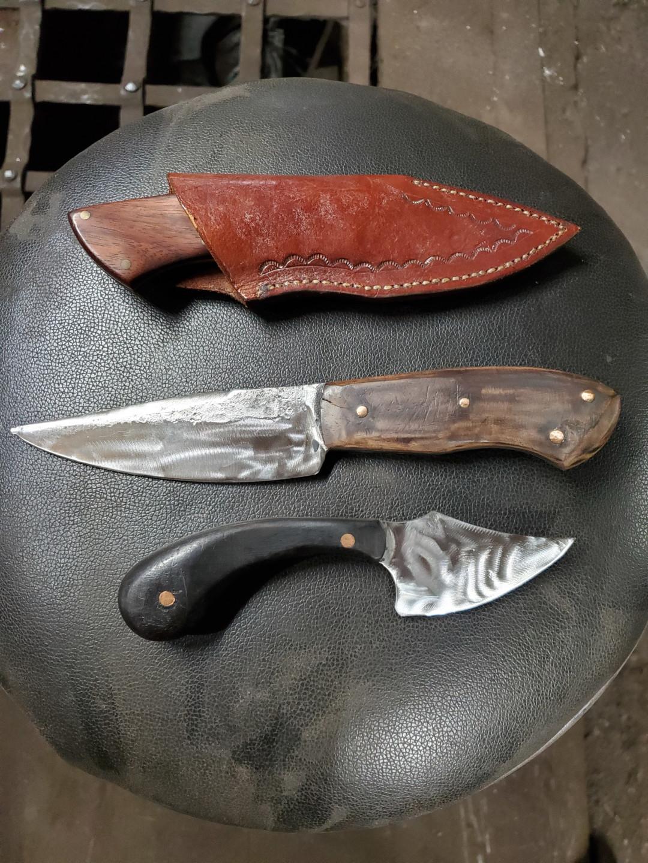 Handle and Sheath